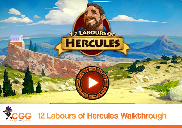 12 Labours Hercules Walkthrough