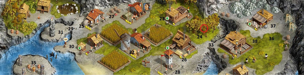 Adelantado Trilogy: Book One Walkthrough: Adelantado Trilogy Book One Walkthrough Chapter 5 Map 2