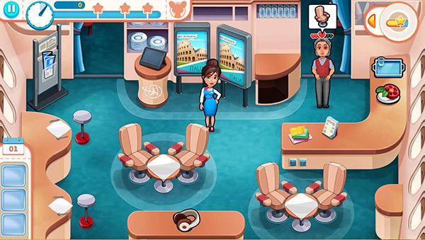 Ambers Airlines 7 Wonders Game