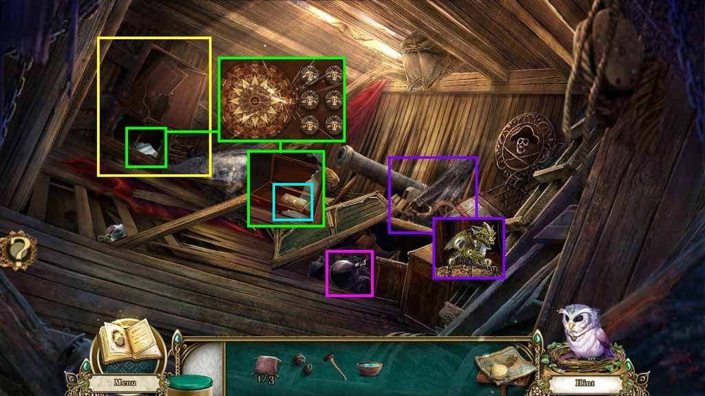 Awakening: The Sunhook Spire Walkthrough: Bomb