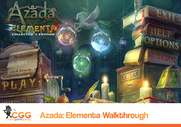 Azada Walkthrough