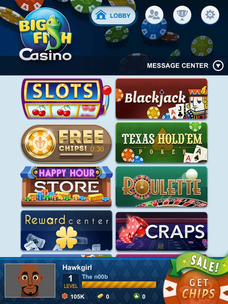 Big fish casino review for Fish casino slot