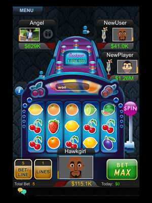 Big fish casino slots review for Fish casino slot