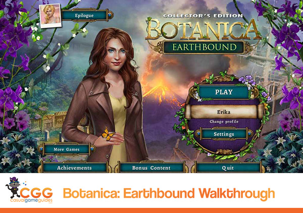 Botanica Walkthrough