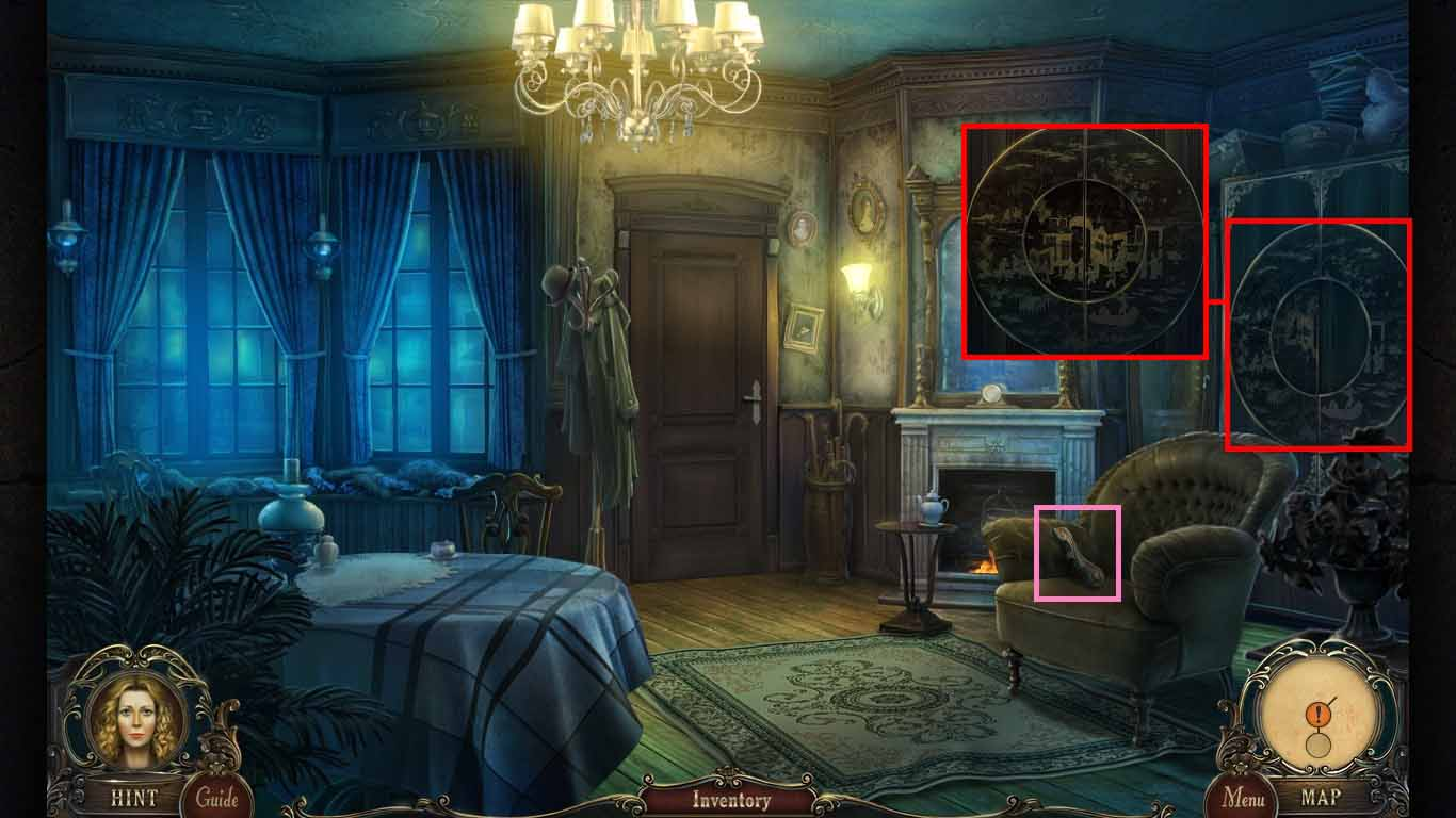 Brink of Consciousness: The Lonely Hearts Murders Walkthrough: Handle