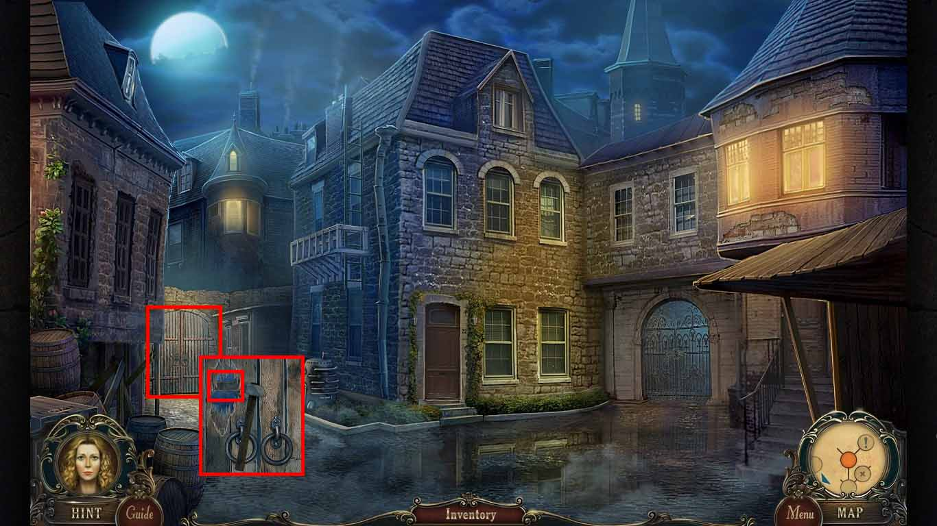 Brink of Consciousness: The Lonely Hearts Murders Walkthrough: Hidden Object Area 1