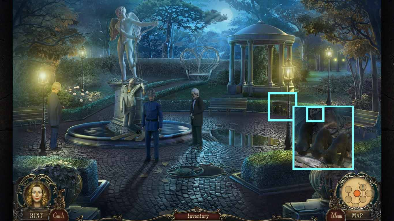 Brink of Consciousness: The Lonely Hearts Murders Walkthrough: Cats