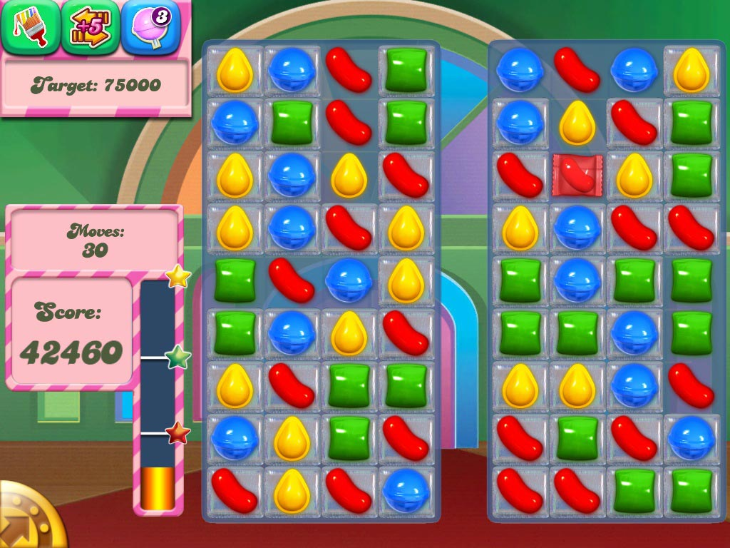 Candy Crush Saga Walkthrough: Jellies