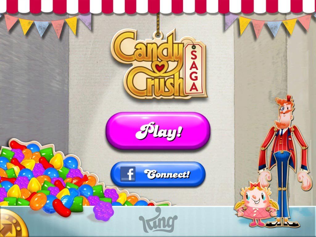 candy crush saga crush