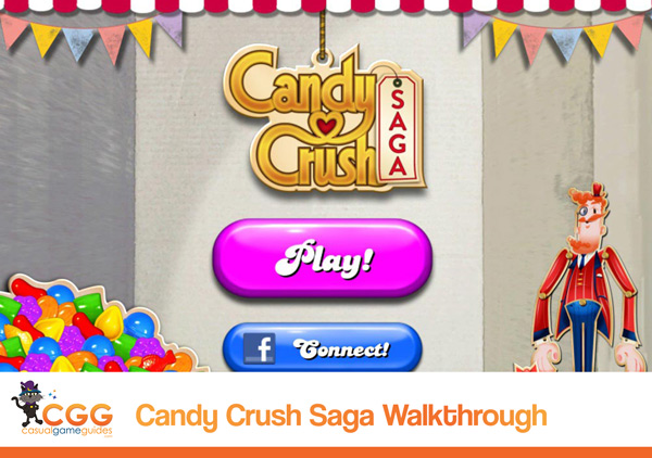 Candy Crush Walkthrough