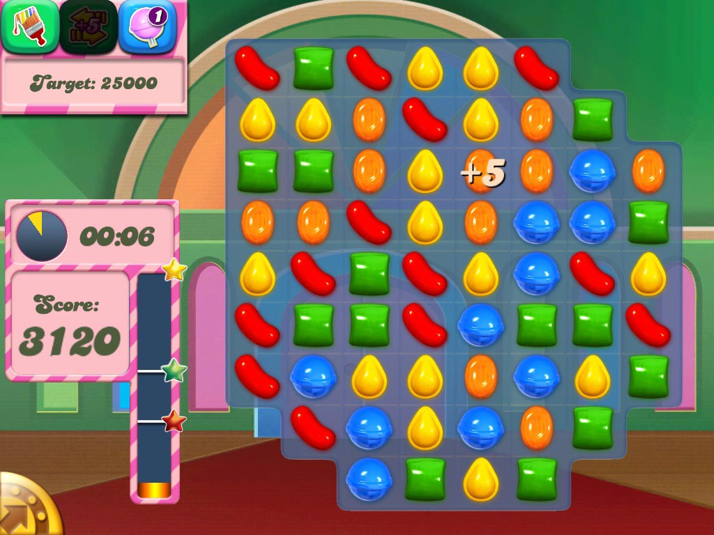 Candy Crush Saga Walkthrough: Timed Levels