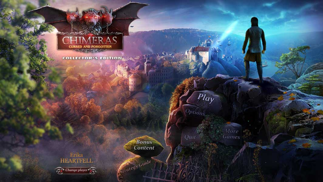 Chimeras Game Walkthrough