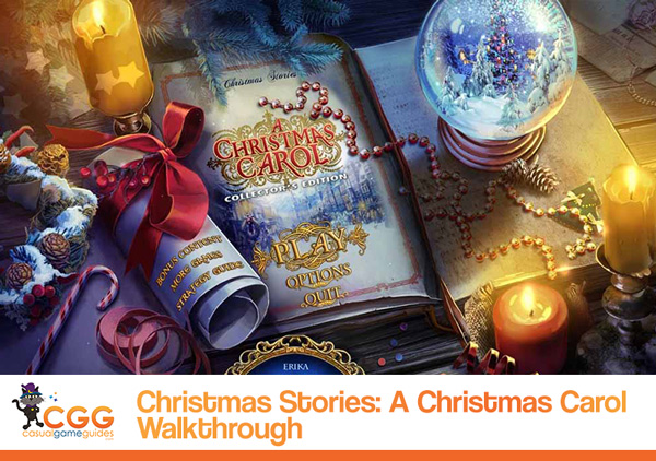 Christmas Stories A Christmas Carol Walkthrough