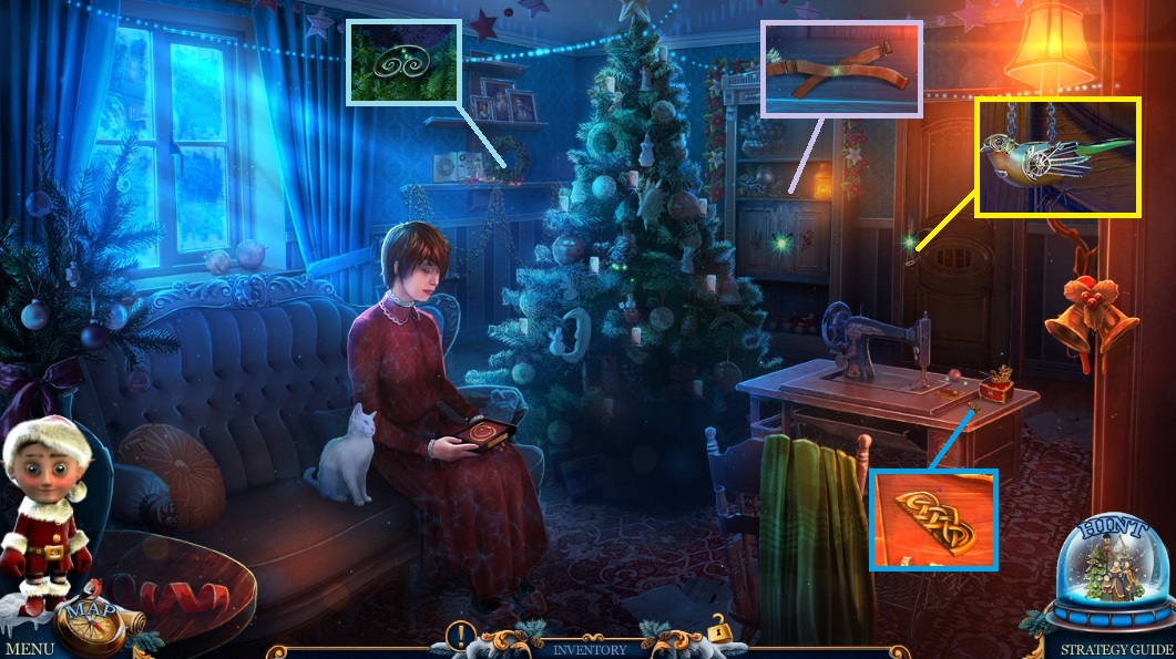 Walkthrough game the gift The Gift