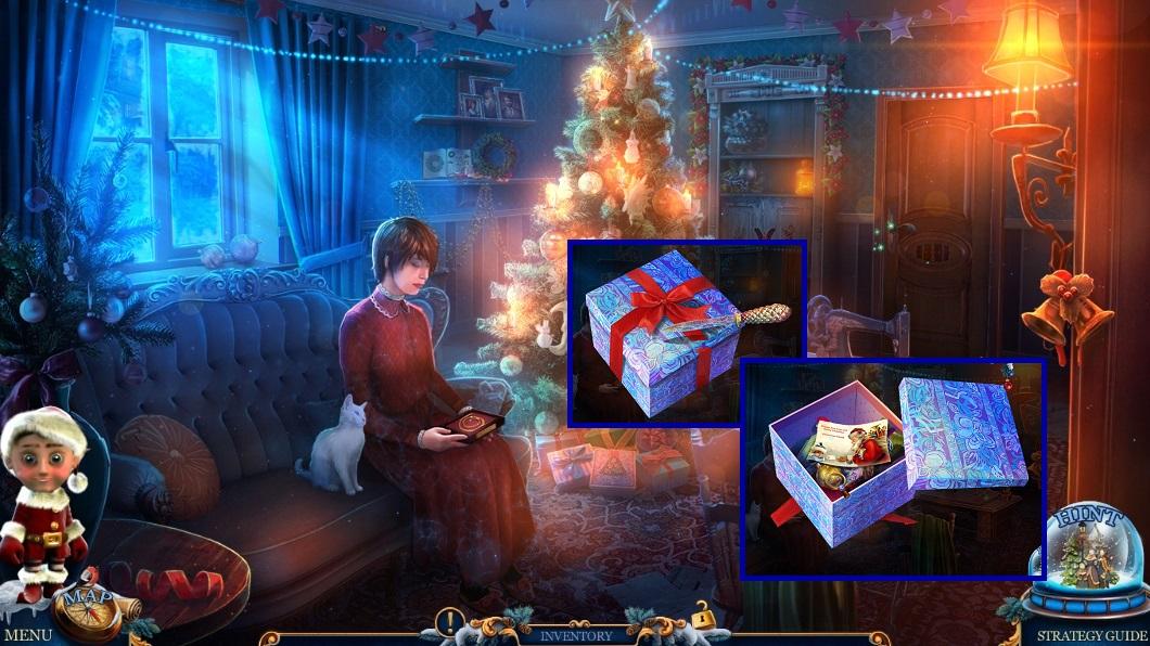 The gift game walkthrough