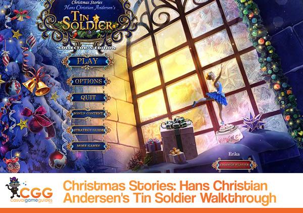 Christmas Stories Walkthrough