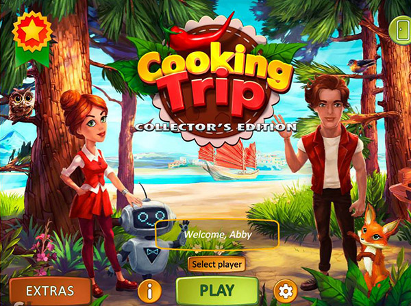 Cooking Trip Game