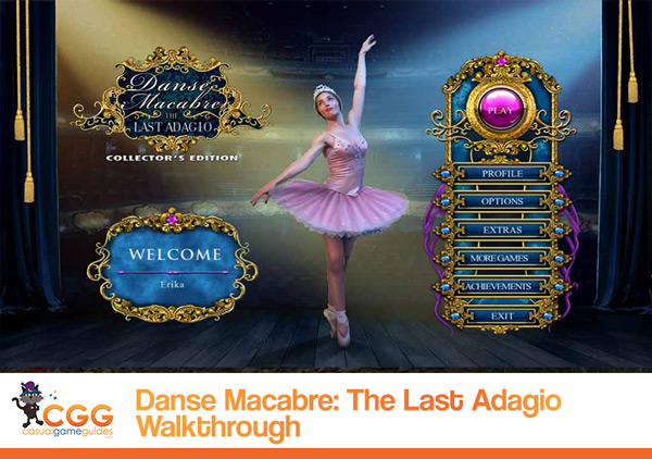 Danse Macabre Walkthrough
