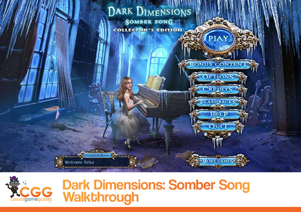 Dark Dimensions Walkthrough