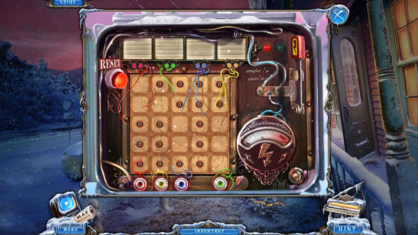 Dark Dimensions Mini-Games
