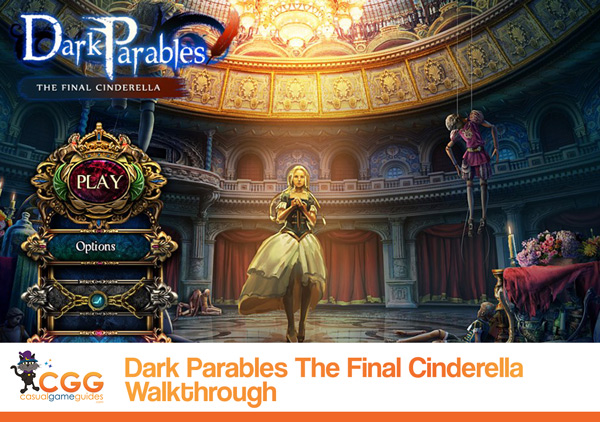Dark Parables 5 Walkthrough