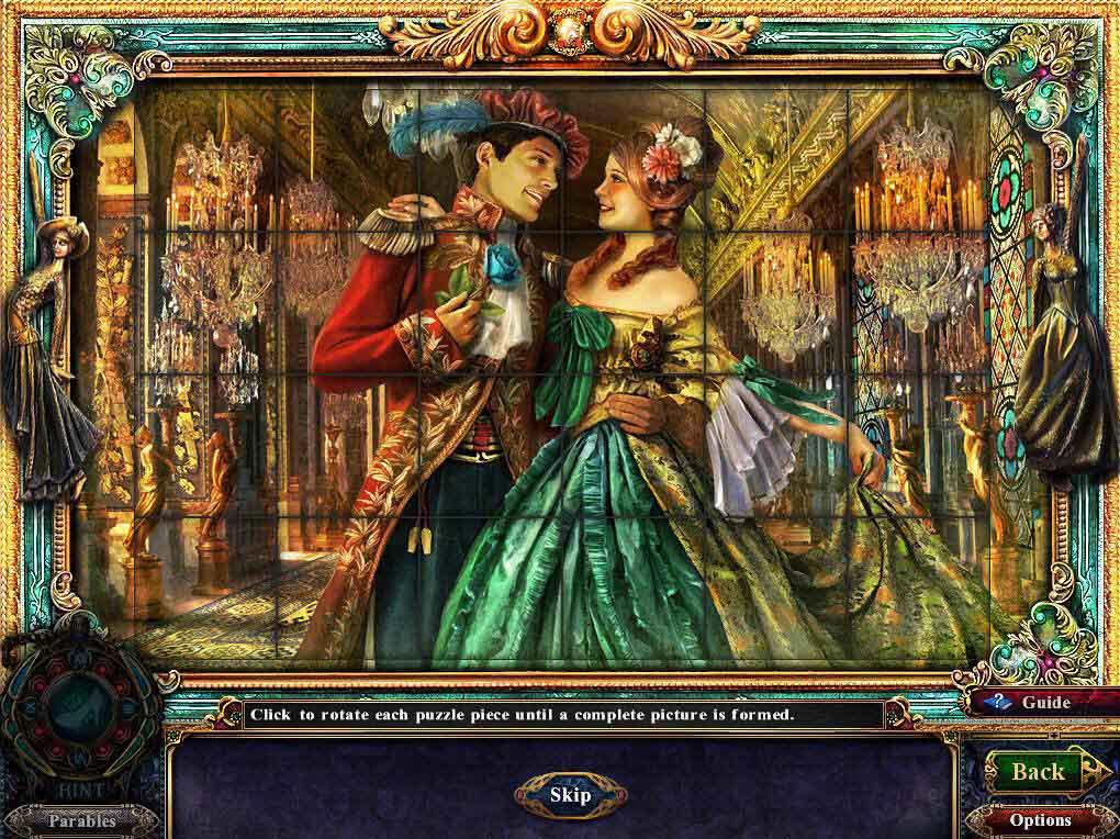 Dark Parables: The Final Cinderella Walkthrough: Picture Puzzle