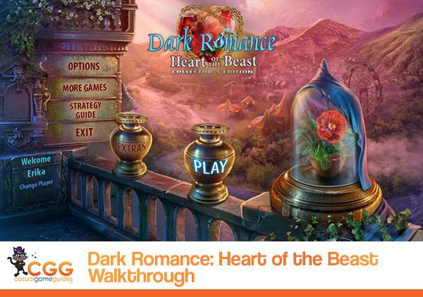 Dark Romance: Heart of the Beast Walkthrough