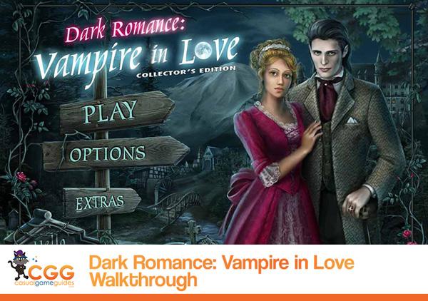 Dark Romance Walkthrough