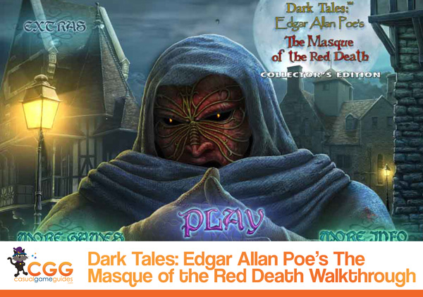 Dark Tales Walkthrough