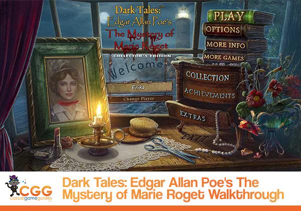 Dark Tales Walkthrough