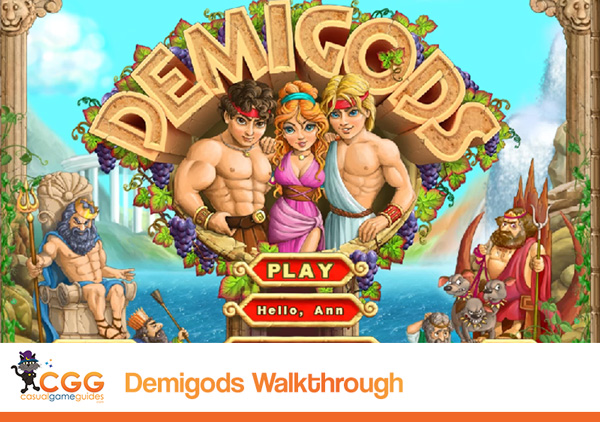 Demigods Walkthrough