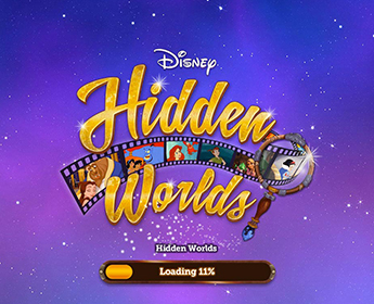 Disney Hidden Worlds Walkthrough