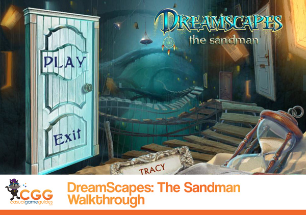 Dreamscapes Walkthrough