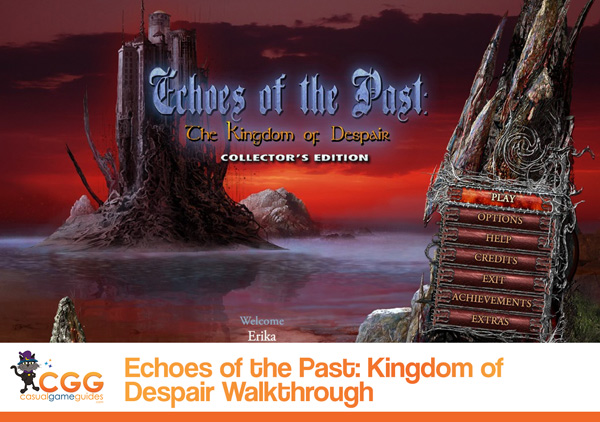 Echoes of the Past Walkthrough