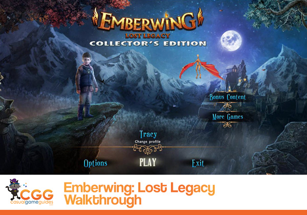 Emberwing Walkthrough