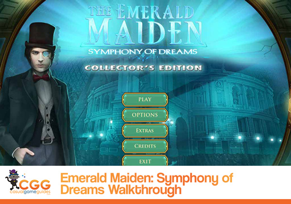 Emerald Maiden Walkthrough