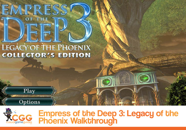 Empress Deep 3 Walkthrough