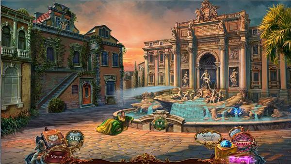European Mystery Graphics