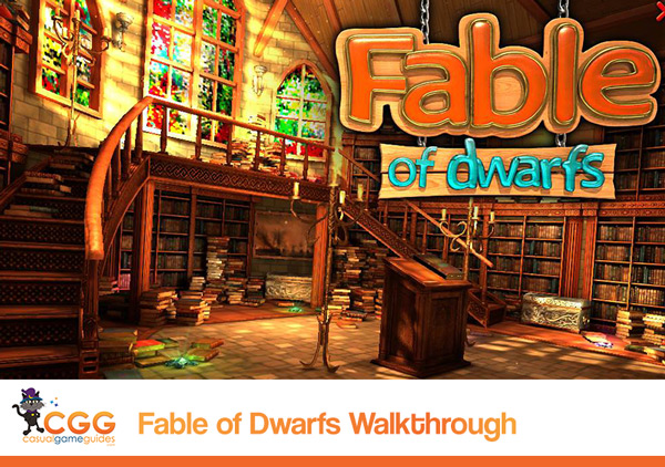 Fable of Dwarfs Walkthrough
