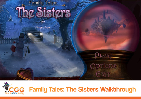 Family Tales Sisters Walkthrough
