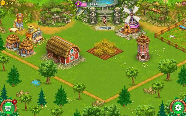 Farm Tribe Walkthrough