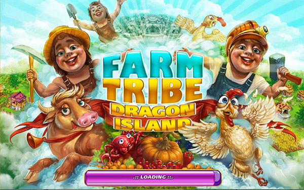 Farm Tribe Dragon Island