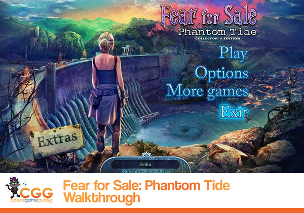 Fear for Sale Walkthrough