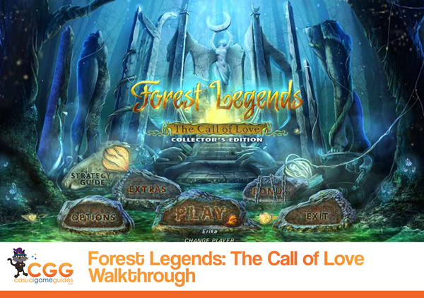 Forest Legends Walkthrough