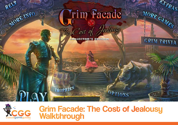 Grim Facade Walkthrough