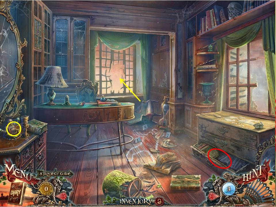 Room Escape Cost Of Jealousy Walkthrough Chapter