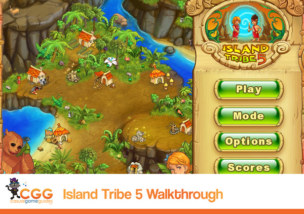 Island Tribe 5 Walkthrough