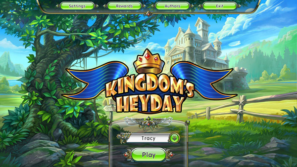 Kingdom's Heyday Walkthrough: