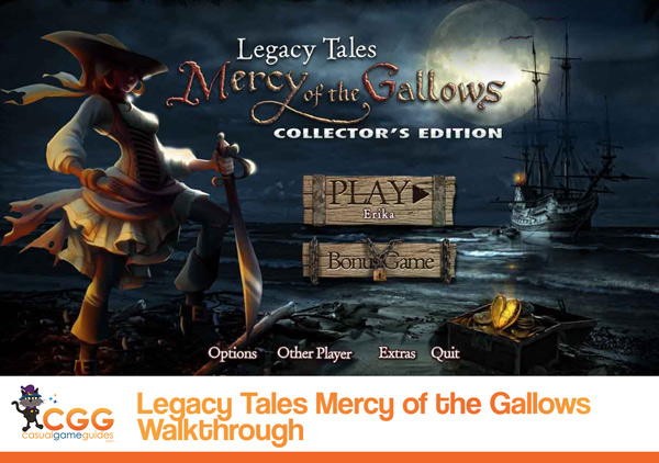 Legacy Tales Walkthrough