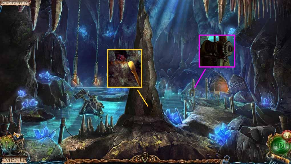 Lost Lands Dark Overlord Walkthrough Chapter Five Lift